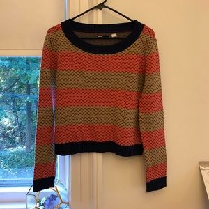 Soft & cozy cropped sweater EUC